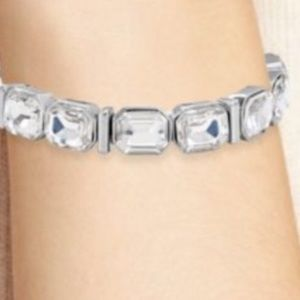 Bloomingdale's Silver Stretch Bracelet 💞💞